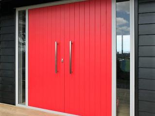 Front Entry Doors Aluminium Doors Cedar Doors Tauranga