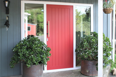 Make a lasting impression with a new front entry door