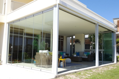 Alfresco Glass Screens